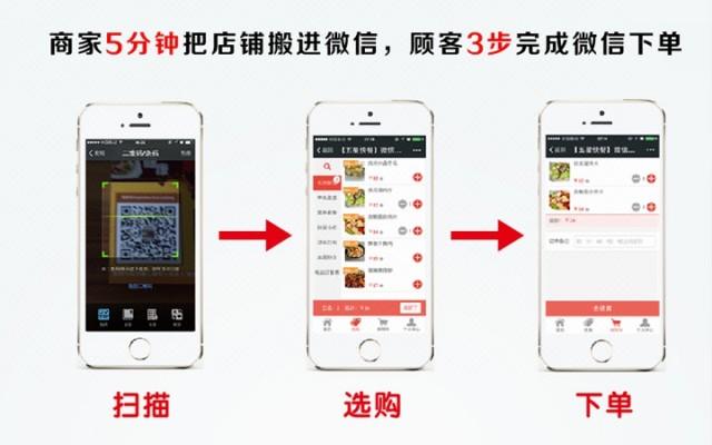 免費的微信點餐系統哪家好用,大家都在用云快賣