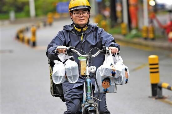 外卖骑手工资是多少 高薪催热外卖骑手返乡创业潮